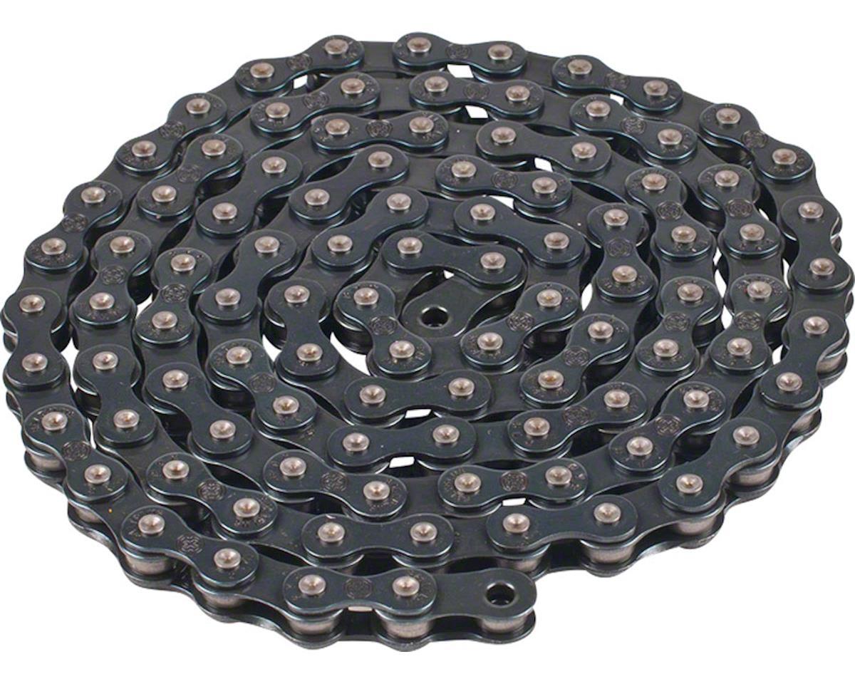 """Plus HX 1/8"""" 100 Link Chain Black"""