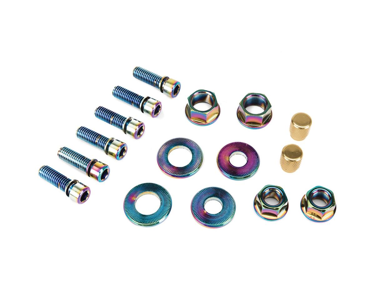 Salt Nut and Bolt V2 Hardware Pack Oilslick
