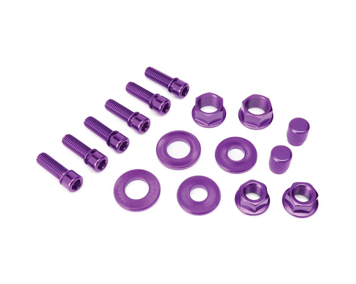 Nut and Bolt V2 Hardware Pack Purple