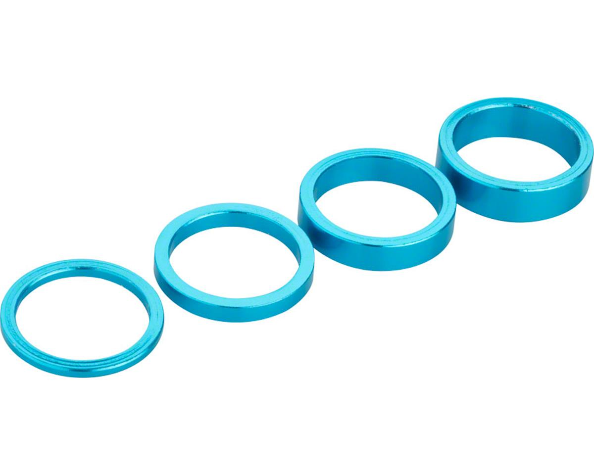 Salt Headset Spacer Set Cyan
