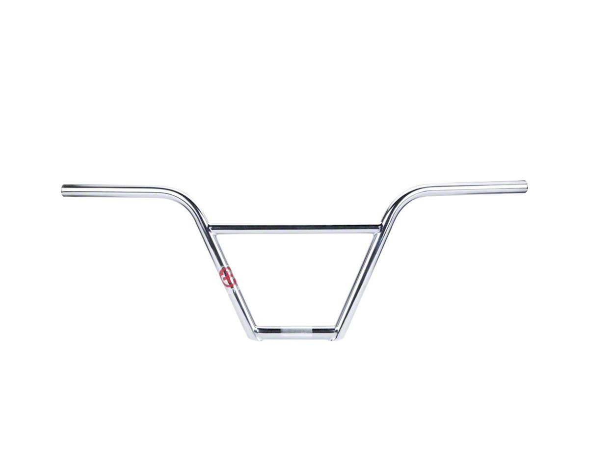 "Salt Plus HQ BMX Handlebar - 9"", Chrome , 4-Piece"