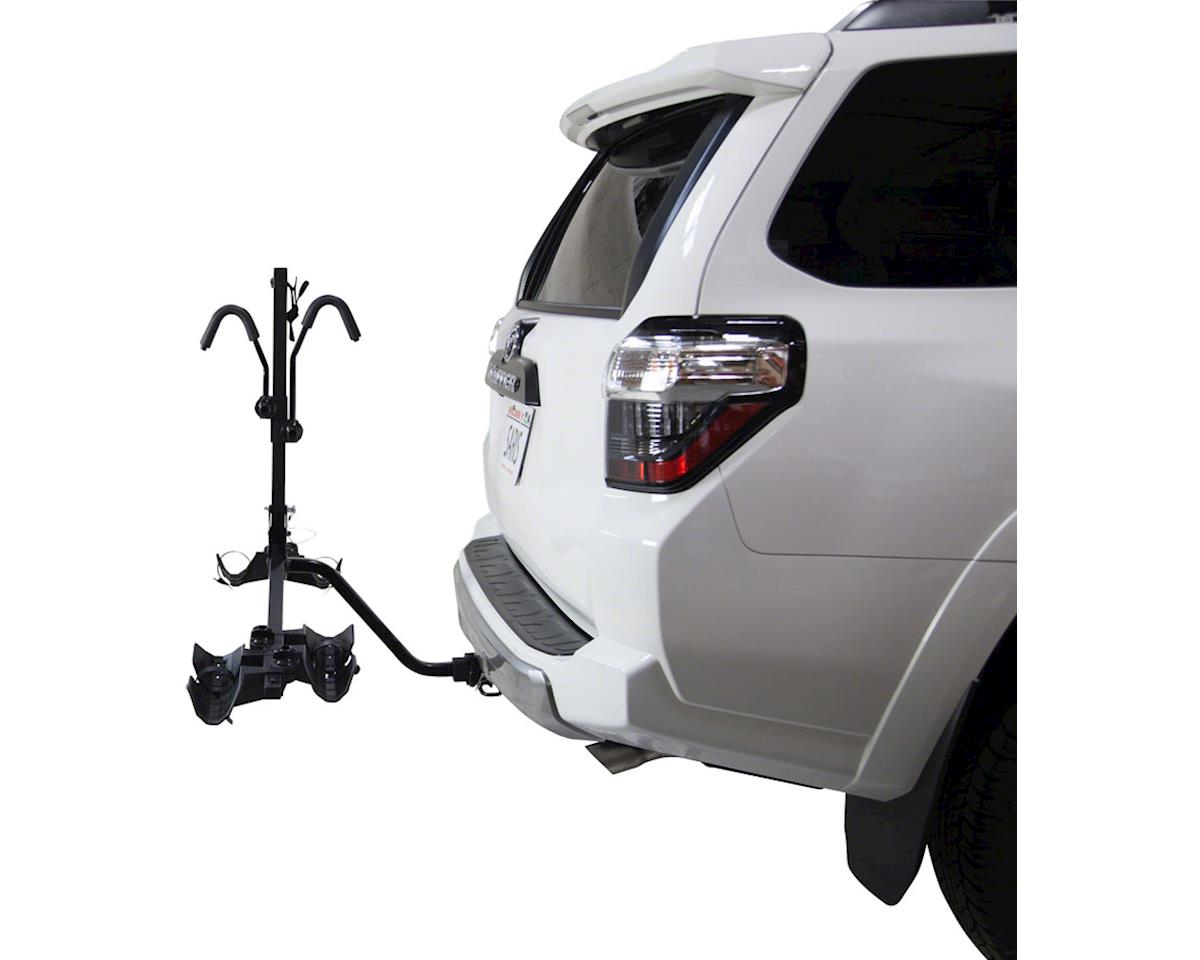 Image 2 for Saris All Star Hitch Bike Rack (Black) (2-Bike) (Universal Hitch)