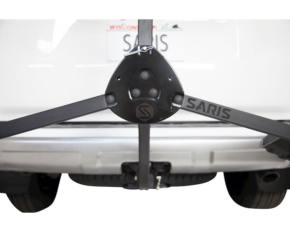Image 3 for Saris All Star Hitch Bike Rack (Black) (2-Bike) (Universal Hitch)