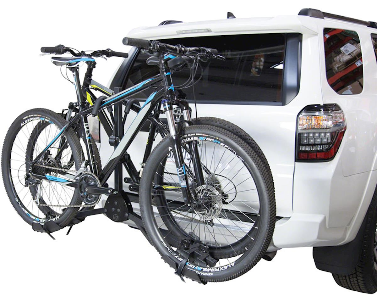 Image 4 for Saris All Star Hitch Bike Rack (Black) (2-Bike) (Universal Hitch)