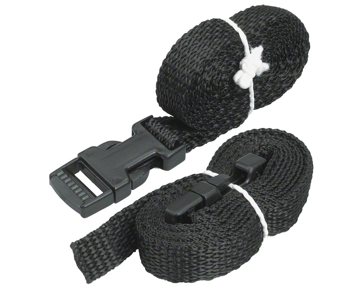 Saris Hitch Rack Wheel Straps (Pair)