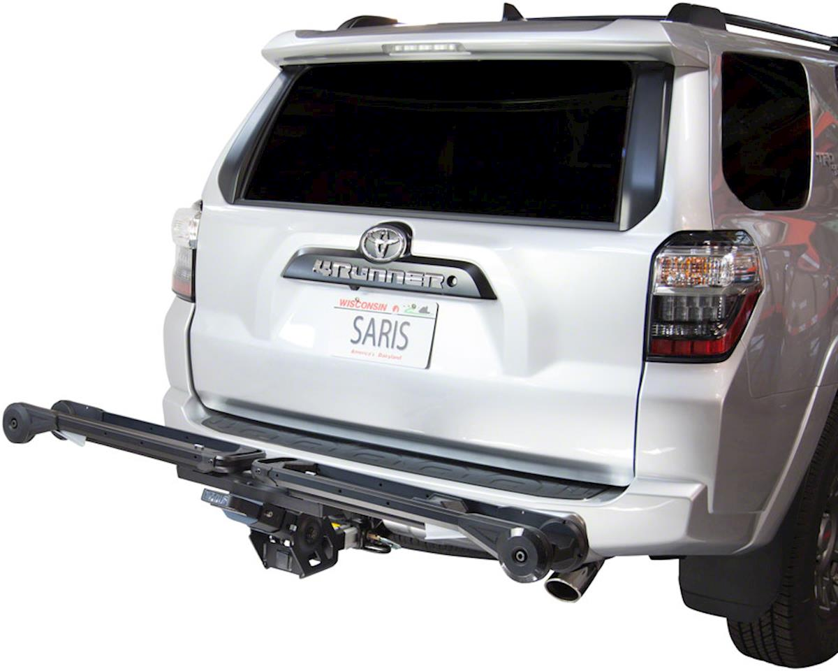Saris MTR Hitch Bike Rack (Black) (1-Bike) (Universal Hitch)