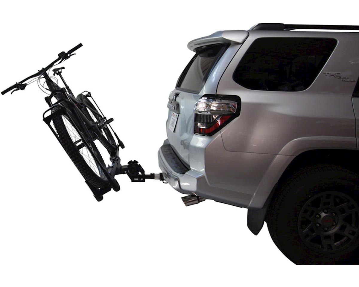Saris MTR Hitch Bike Rack (Black) (1-Bike) (Universal Hitch)