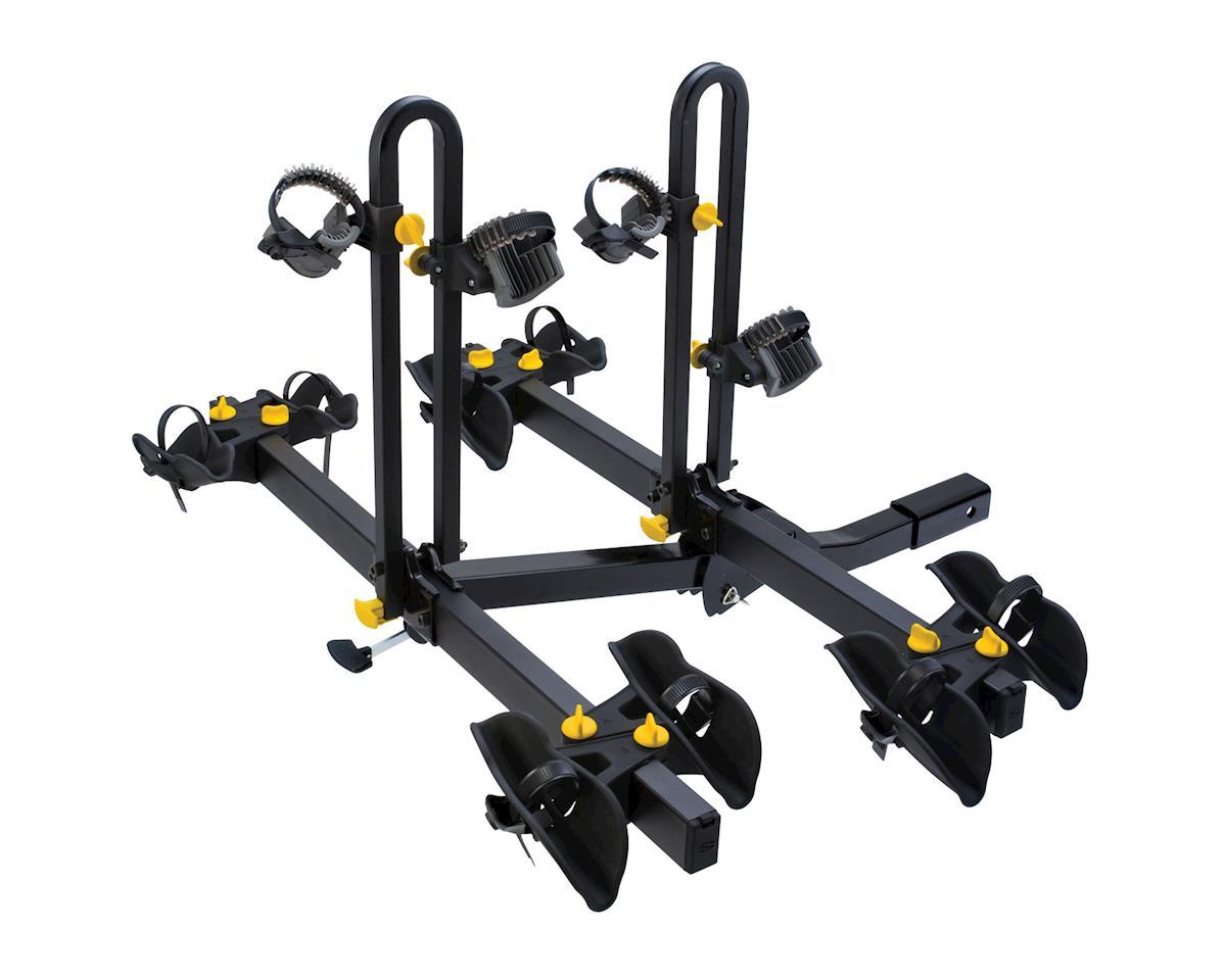 Freedom 4-Bike Tray Hitch Rack