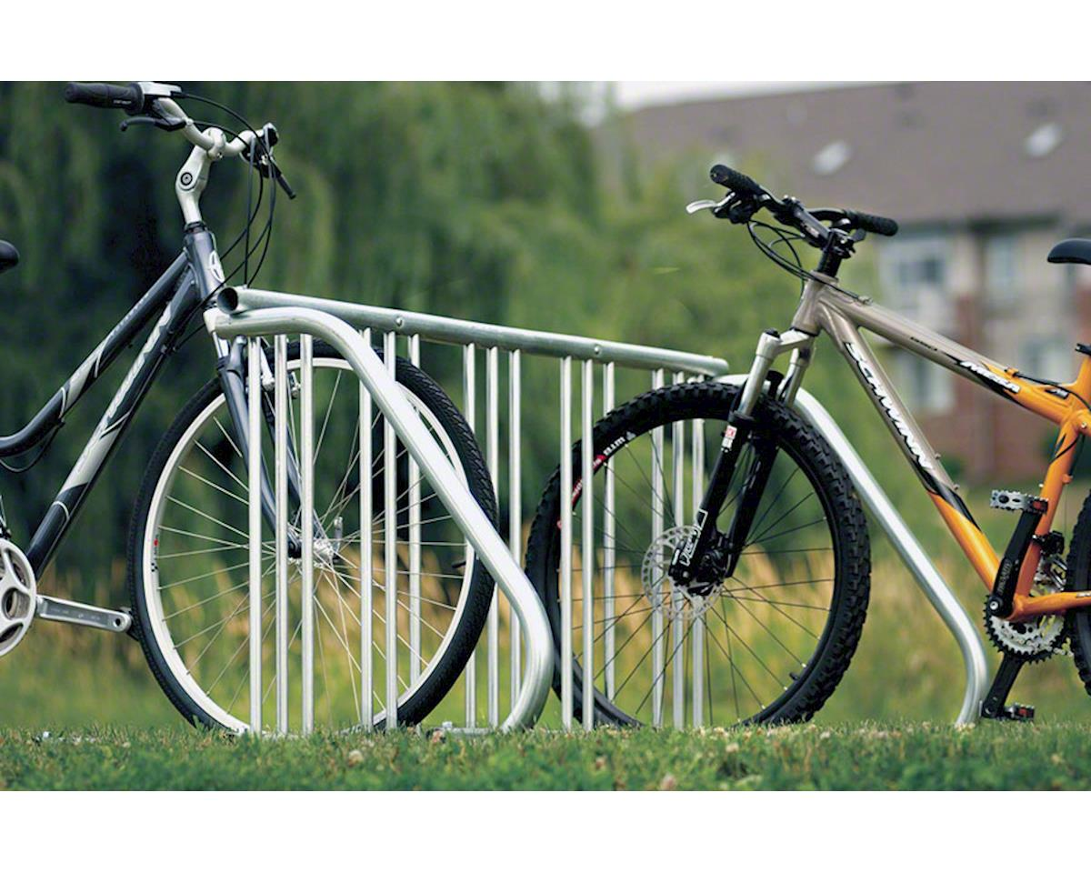 Bike Fixation 6401 18-Bike Double Parking Stand