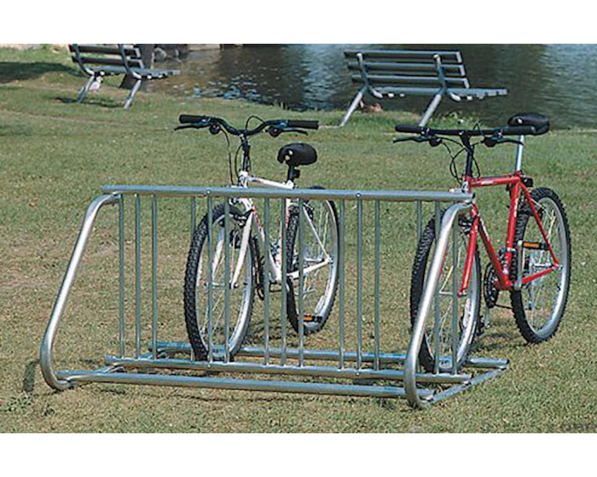 Bike Fixation 6405 10-Bike Double Parking Stand