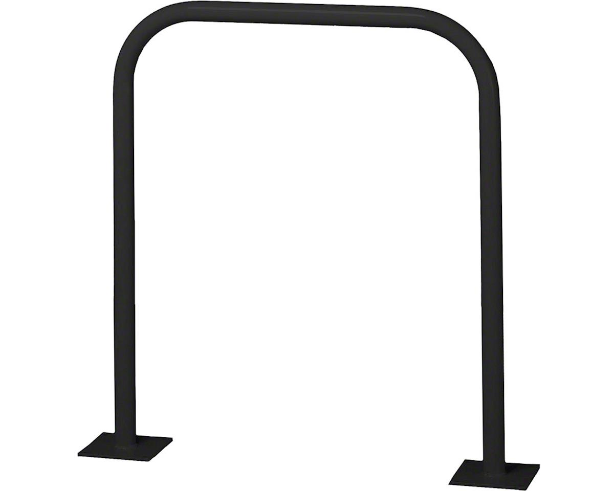 Bike Fixation 6903 Bike Dock Parking Stand, Flange Mount