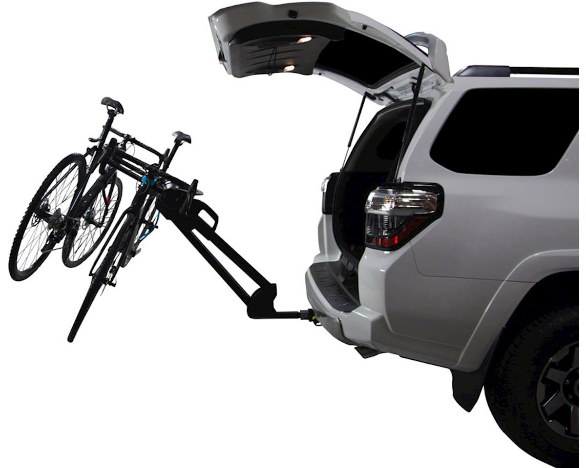 Saris Glide EX Hitch Bike Rack (Black) (2-Bike) (Universal Hitch)