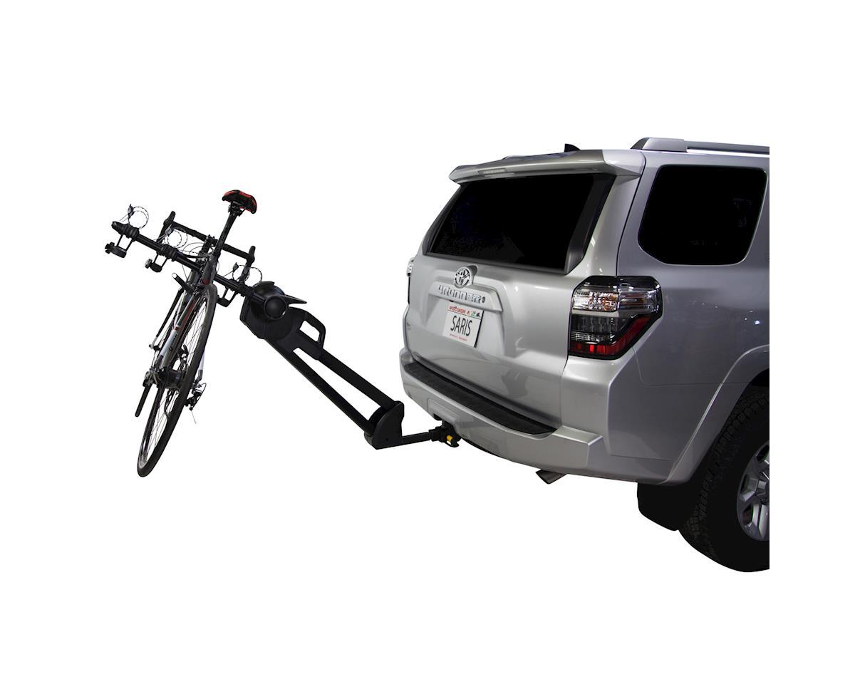 Saris Glide EX 4-Bike Hitch Rack (Black)