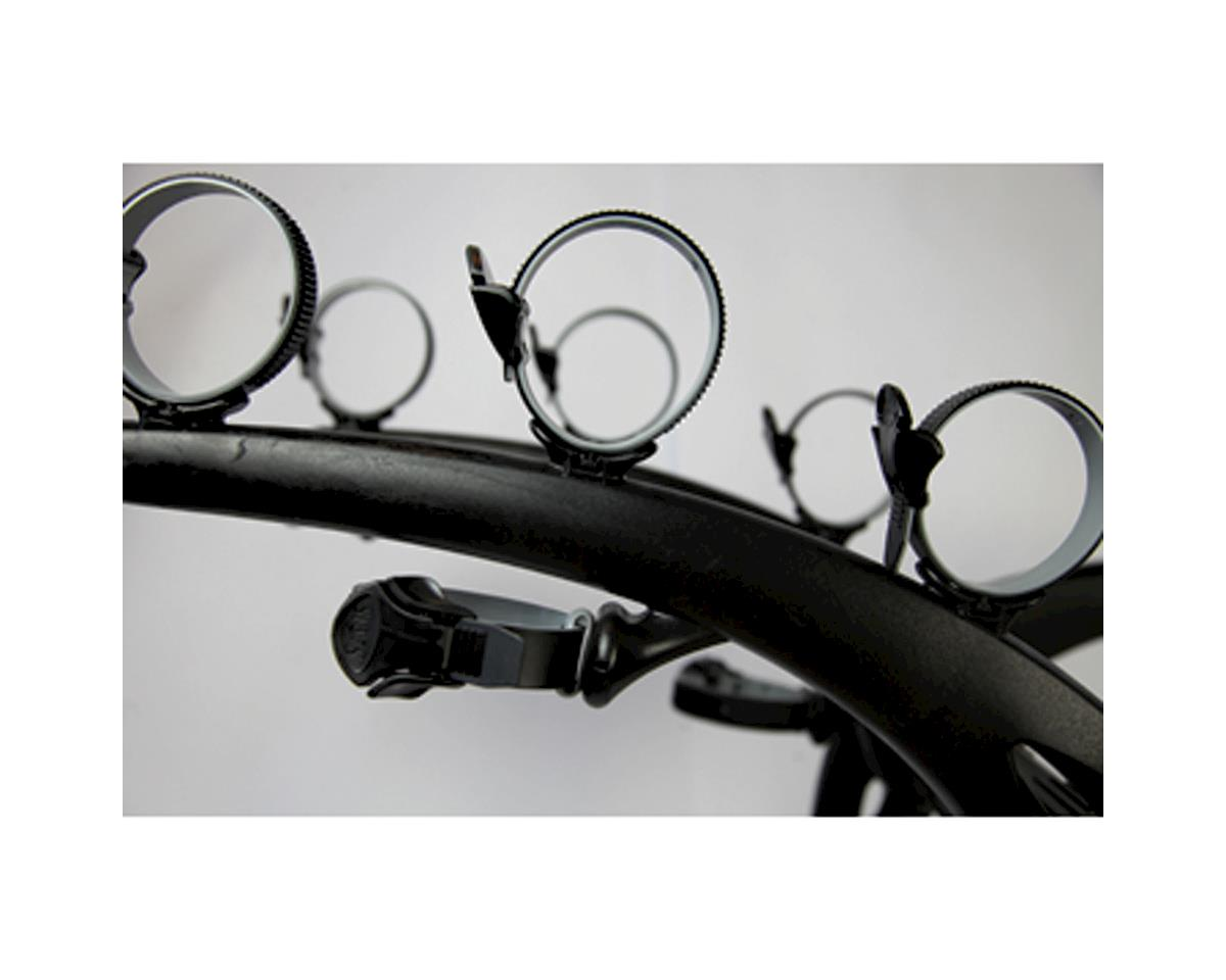 Saris Bone 3-Bike Trunk Rack  (Black)