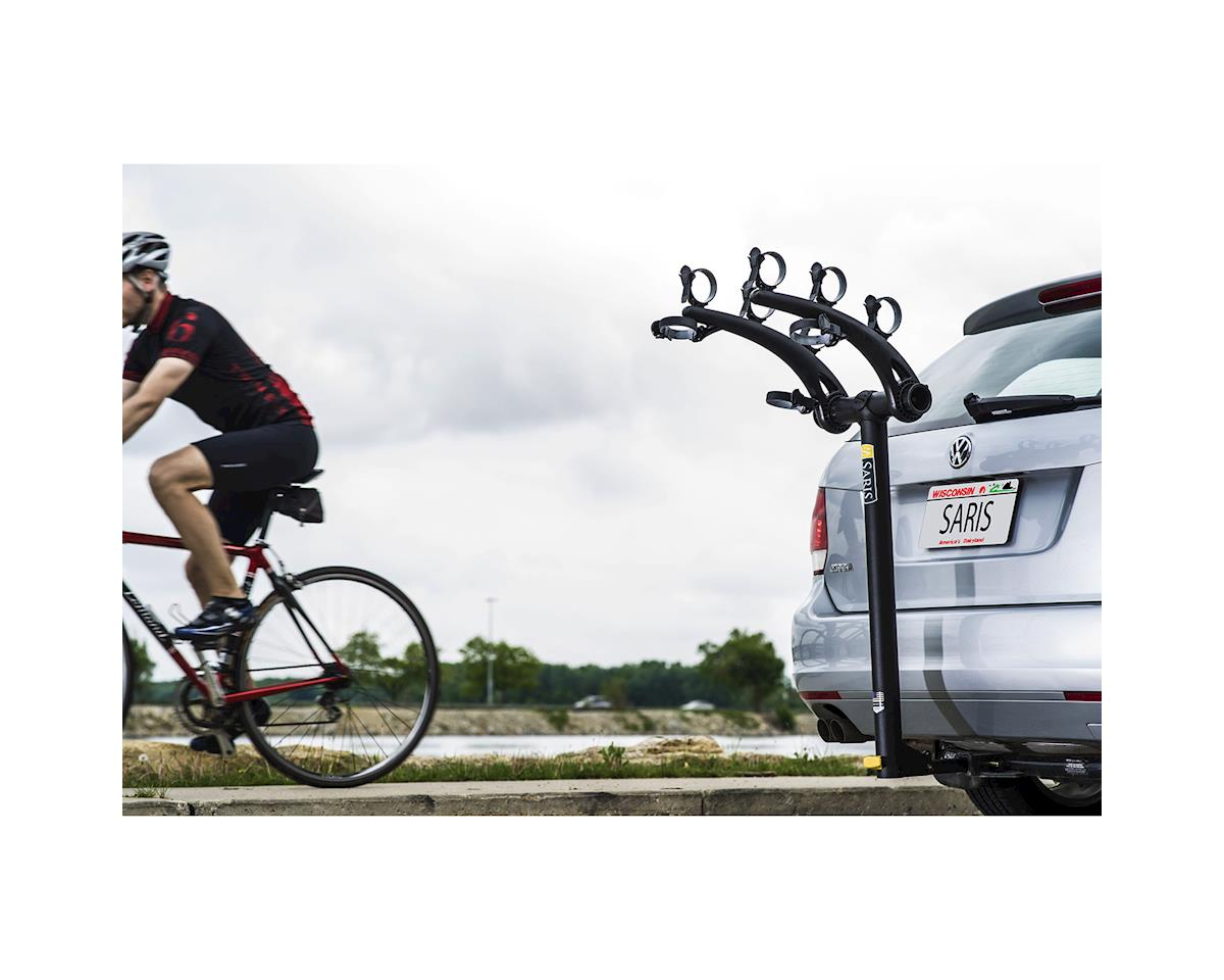SCRATCH & DENT: Saris Bones 3 Bike Hitch Rack (Black)