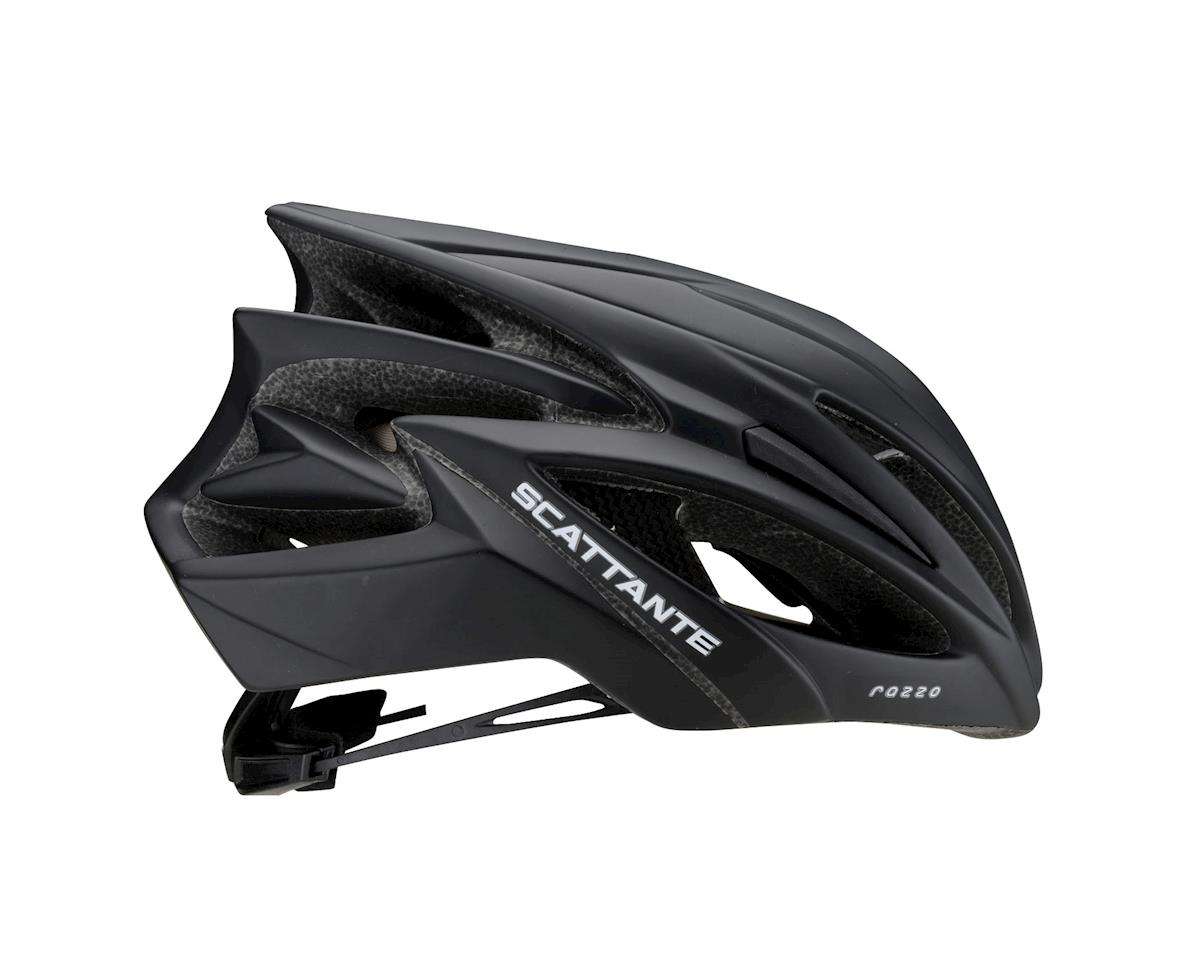 Scattante Razzo Road Helmet (Matte Black)