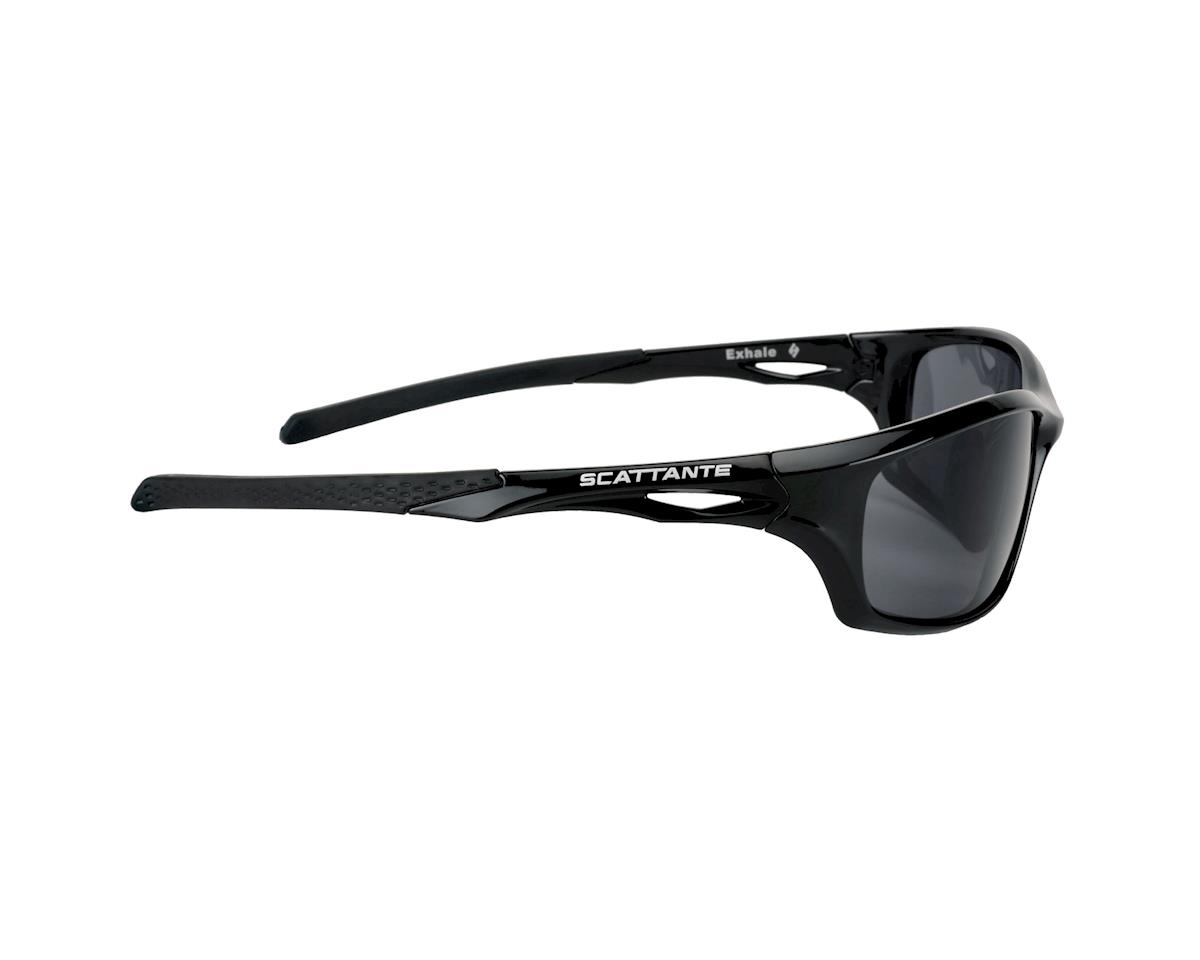 Scattante Exhale Multi-Lens Eyewear (Gloss Black)