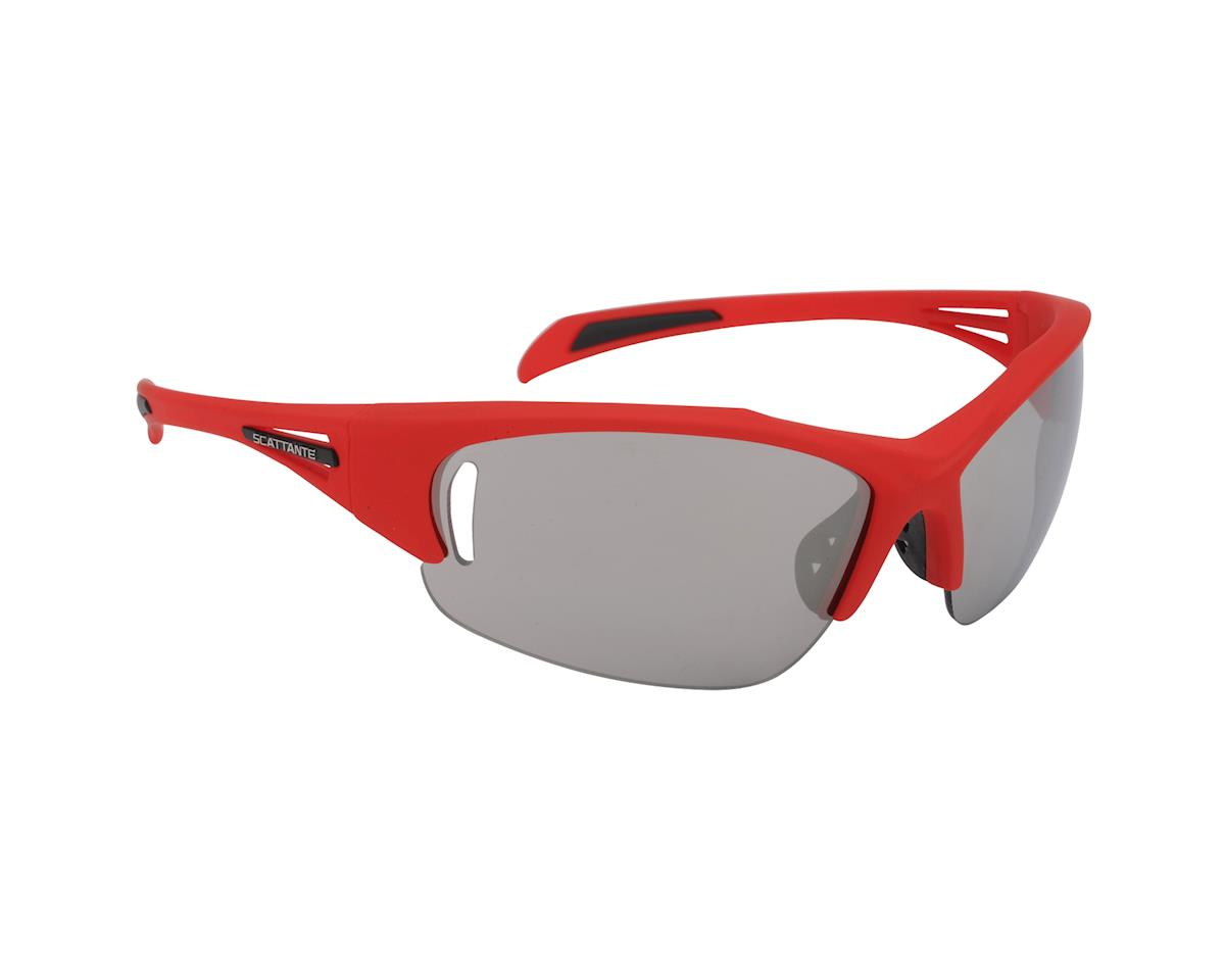 Image 1 for Scattante Echelon Photochromic Sunglasses (Red)