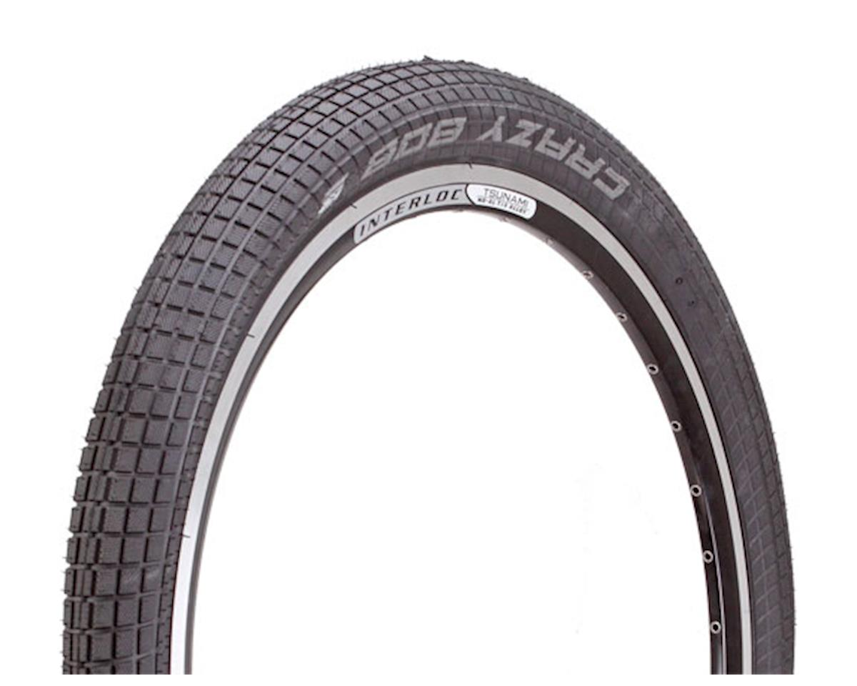 Schwalbe Crazy Bob Addix Tire (Black) (26 x 2.35)