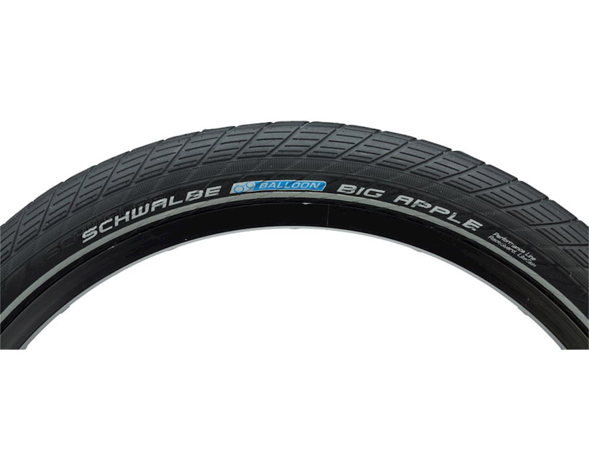 "Schwalbe Big Apple Tire (Wire Bead) (Performance Line) (20 x 2.00"")"