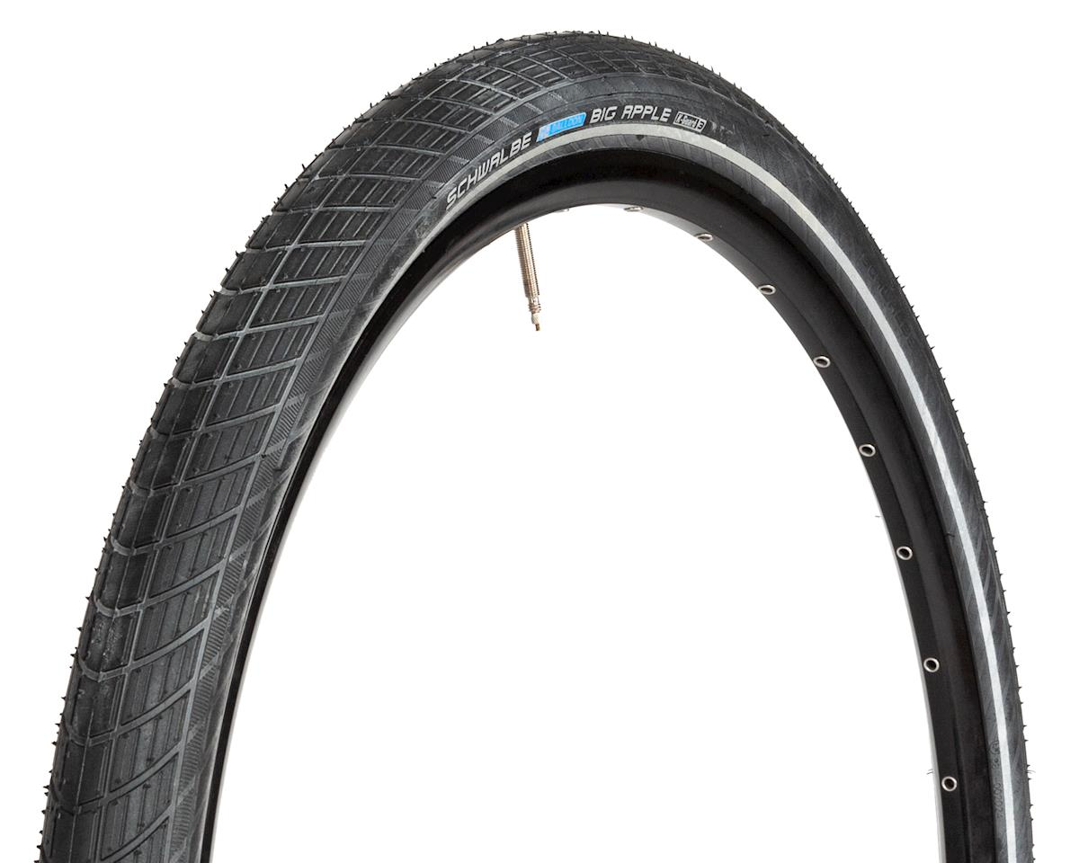 Schwalbe Big Apple Kevlar Guard Tire (Black)