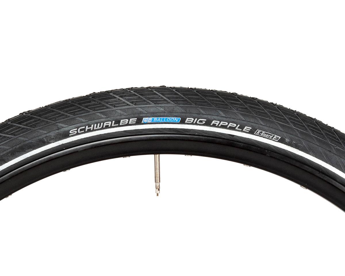Schwalbe Big Apple Kevlar Guard Tire (Black) (29 x 2.0)