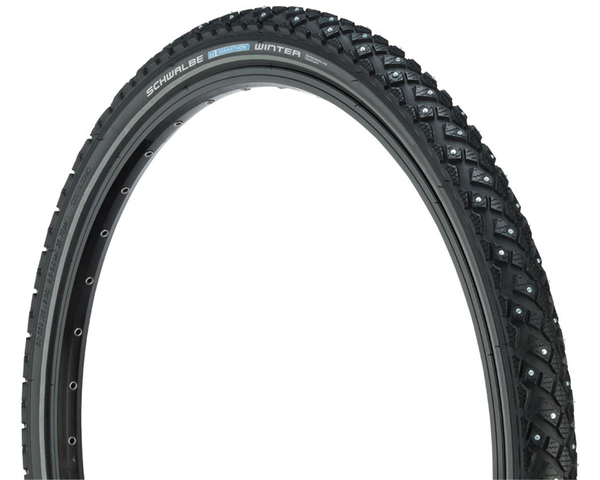 Schwalbe Marathon Winter Tire (Black/Reflective) (Wire Bead) (26 x 2.0)