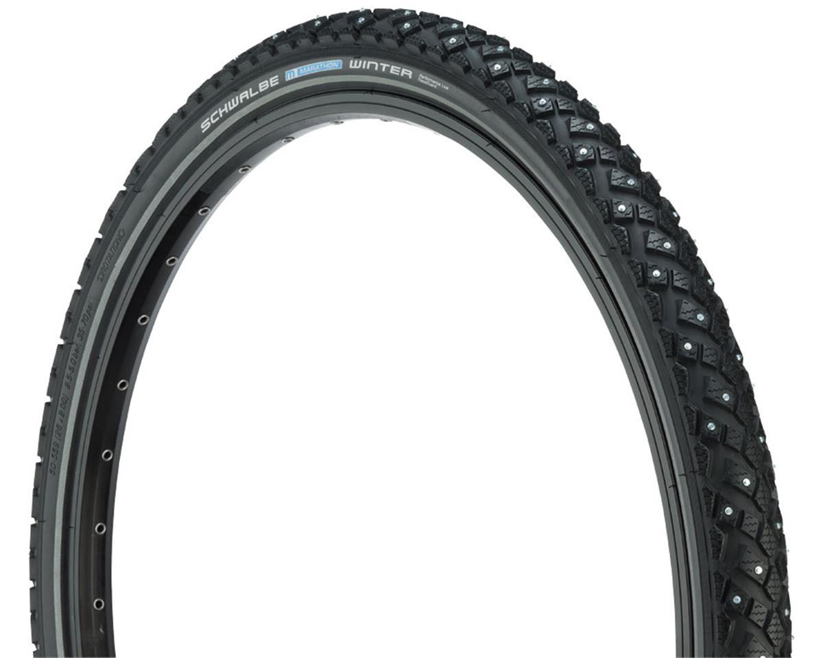 Schwalbe Marathon Winter Tire (Black/Reflective) (Wire Bead) (26 x 2.0)