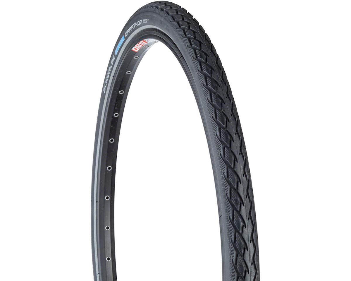 Schwalbe Marathon Tire (Black/Reflect) (Wire Bead) (GreenGuard) (27.5 x 1.65)