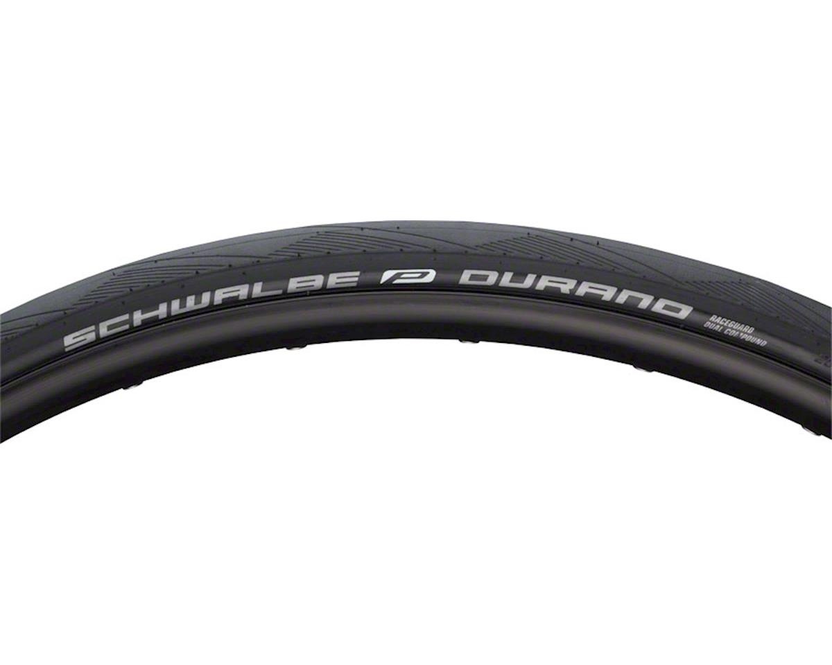 "Schwalbe Durano Tire (Wire Bead) (Performance Line) (Dual Compound) (20 x 1-1/8"")"