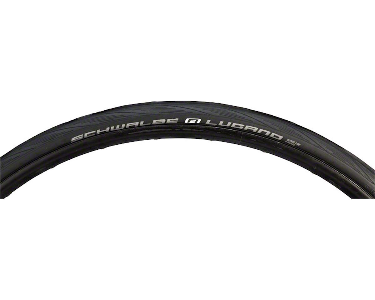 Schwalbe Lugano Silica Compound K-Guard Tire (Wire Bead) (700 x 23)