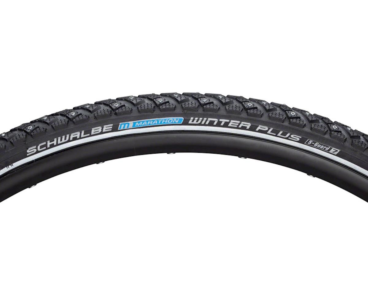 Schwalbe Marathon Winter Plus Steel Studded Tire (Wire Bead) (700 x 35)