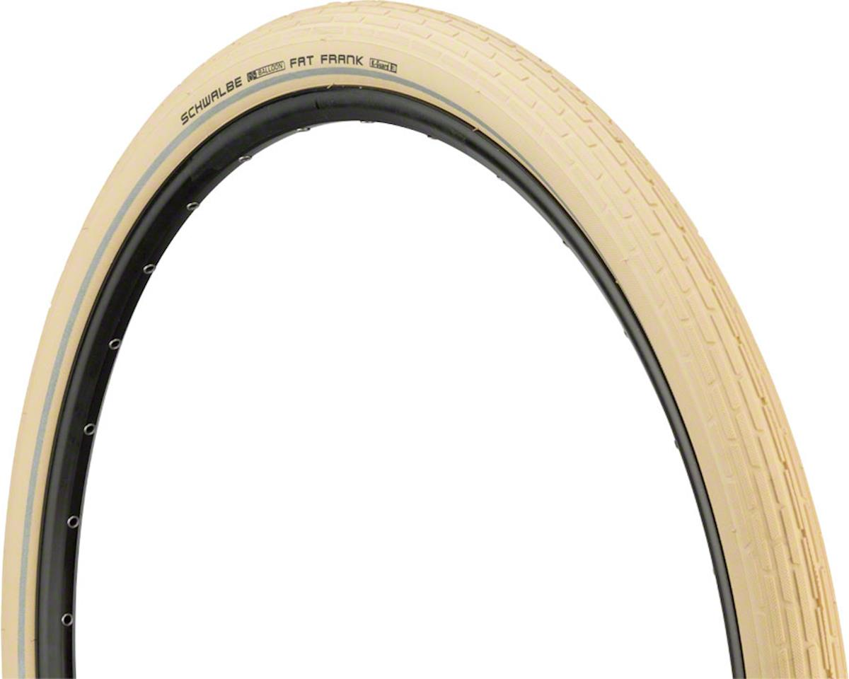 "Schwalbe Fat Frank Tire (Wire Bead) (K-Guard) (29 x 2.0"") (Crème/Reflect)"