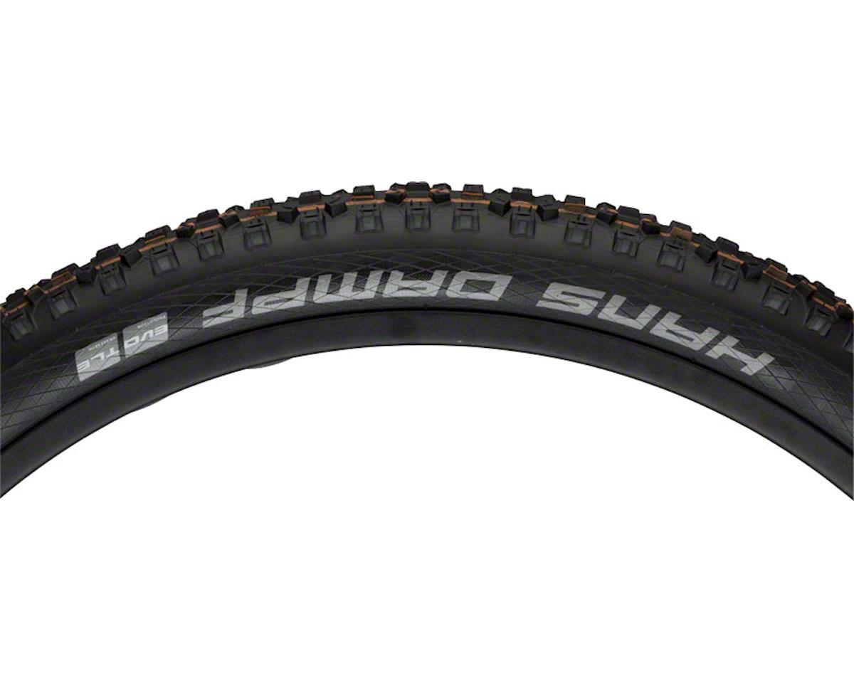 Schwalbe Hans Dampf Tubeless Easy SnakeSkin Tire, 29 x 2.35 EVO Folding Bead Bla
