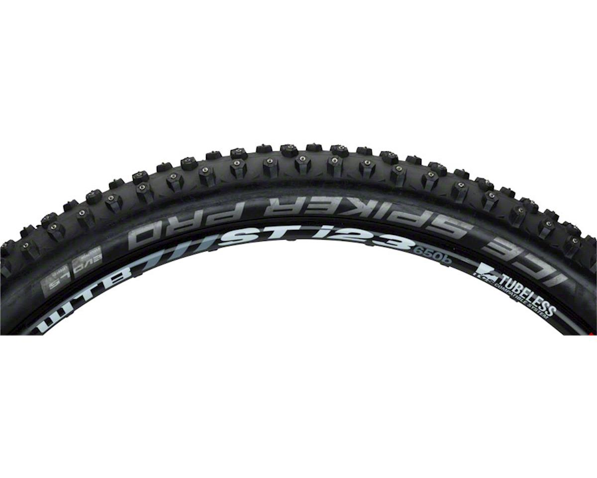 Schwalbe Ice Spiker Pro Liteskin Studded Tire (Folding) (27.5 x 2.25)