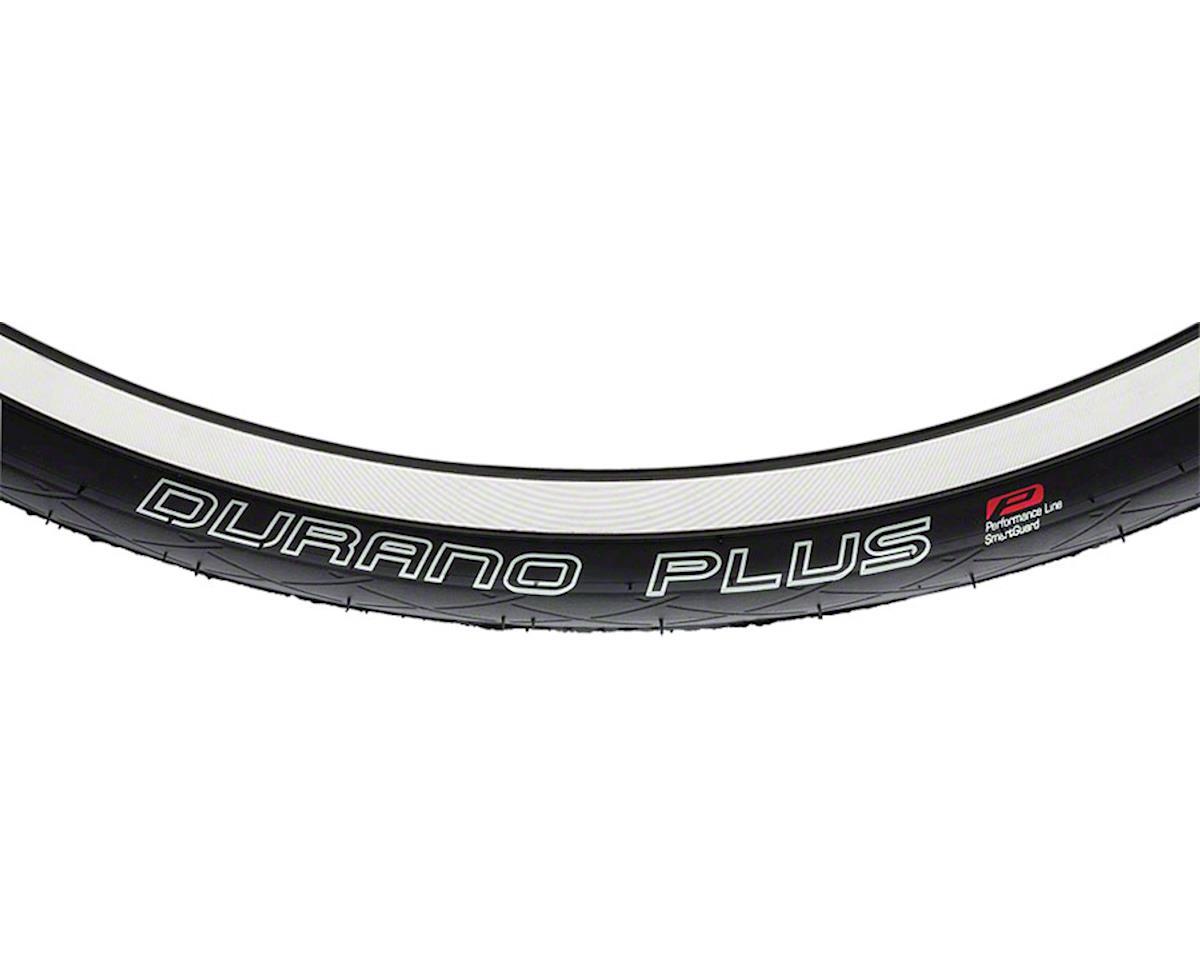 Schwalbe Durano Plus Tire (Folding Bead) (Dual Compound Tread) (700 x 25)