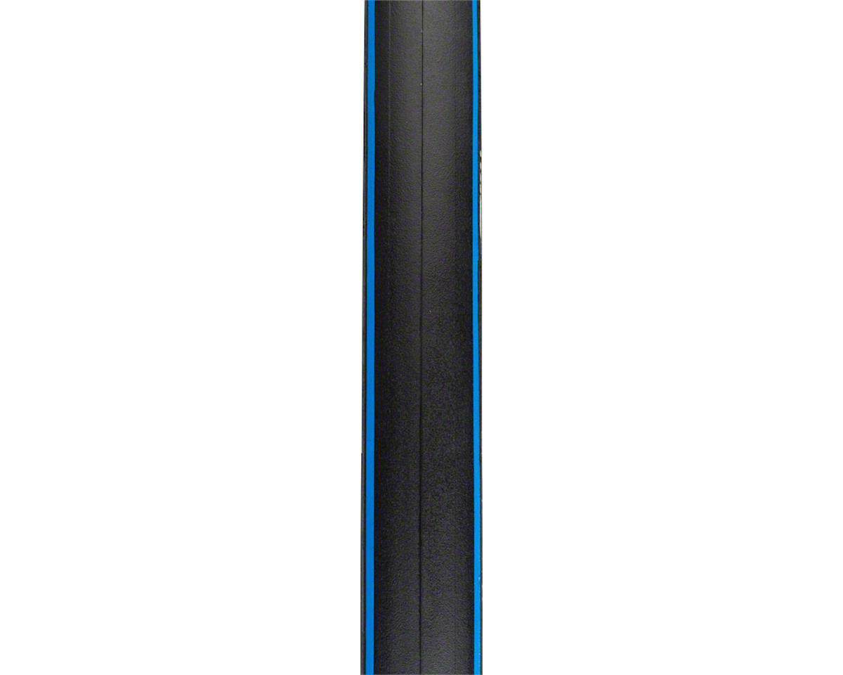 Schwalbe One Road Tire (Black w/ Blue Stripes) (EVO) (Folding Bead) (700x23)
