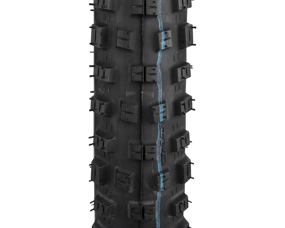 SCHWALBE Nobby Nic Addix Speed Grip Tubeless Folding Tire Black Wall 27.5 X 2.35