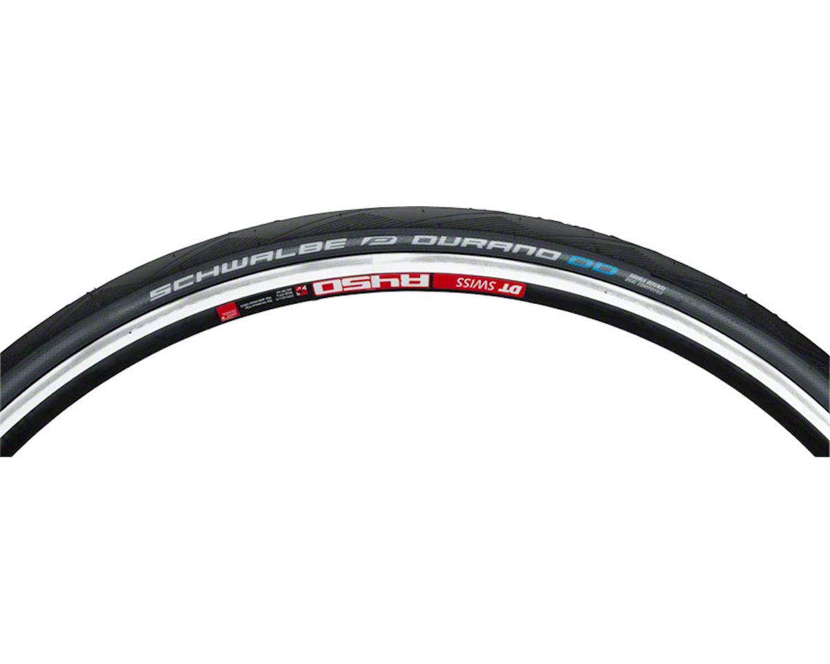 Schwalbe Durano Double Defense Tire (Graphite-Skin) (Folding Bead) (700 x 25)