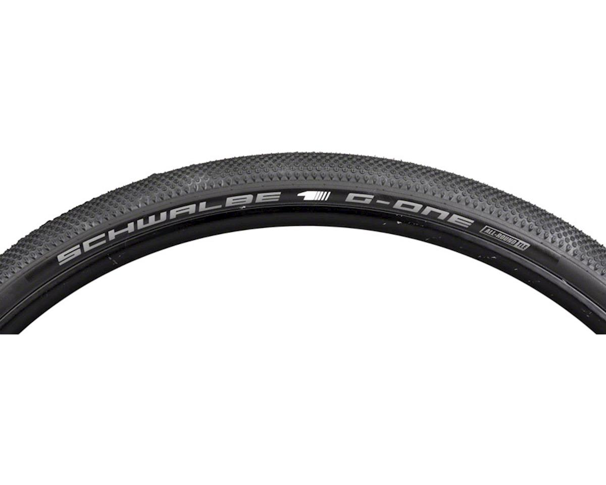 Schwalbe G-One All Around Tubeless Gravel Tire (Folding Bead) (MicroSkin) (700 x 38)