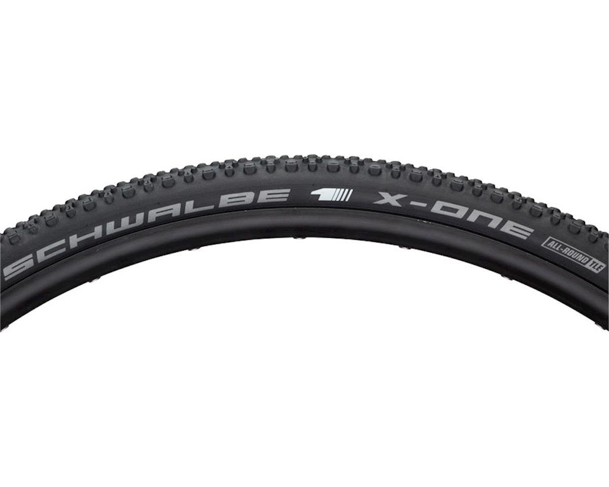 Schwalbe X-One Allround Tubeless Cross Tire (Folding) (700 x 33)