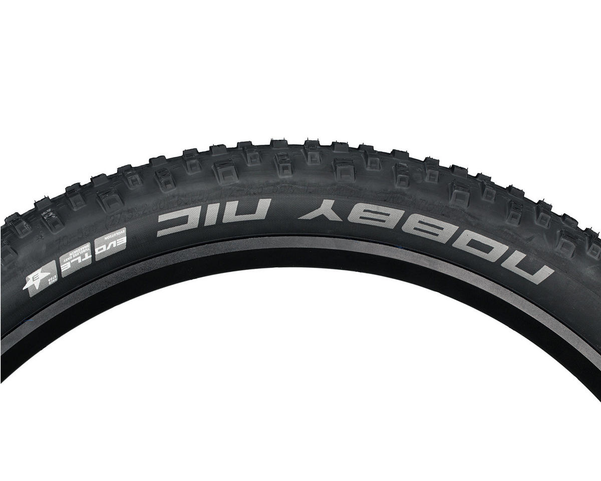 Schwalbe 27.5+ Nobby Nic SS TL-Easy PaceStar Tire (27.5 x 3.0)