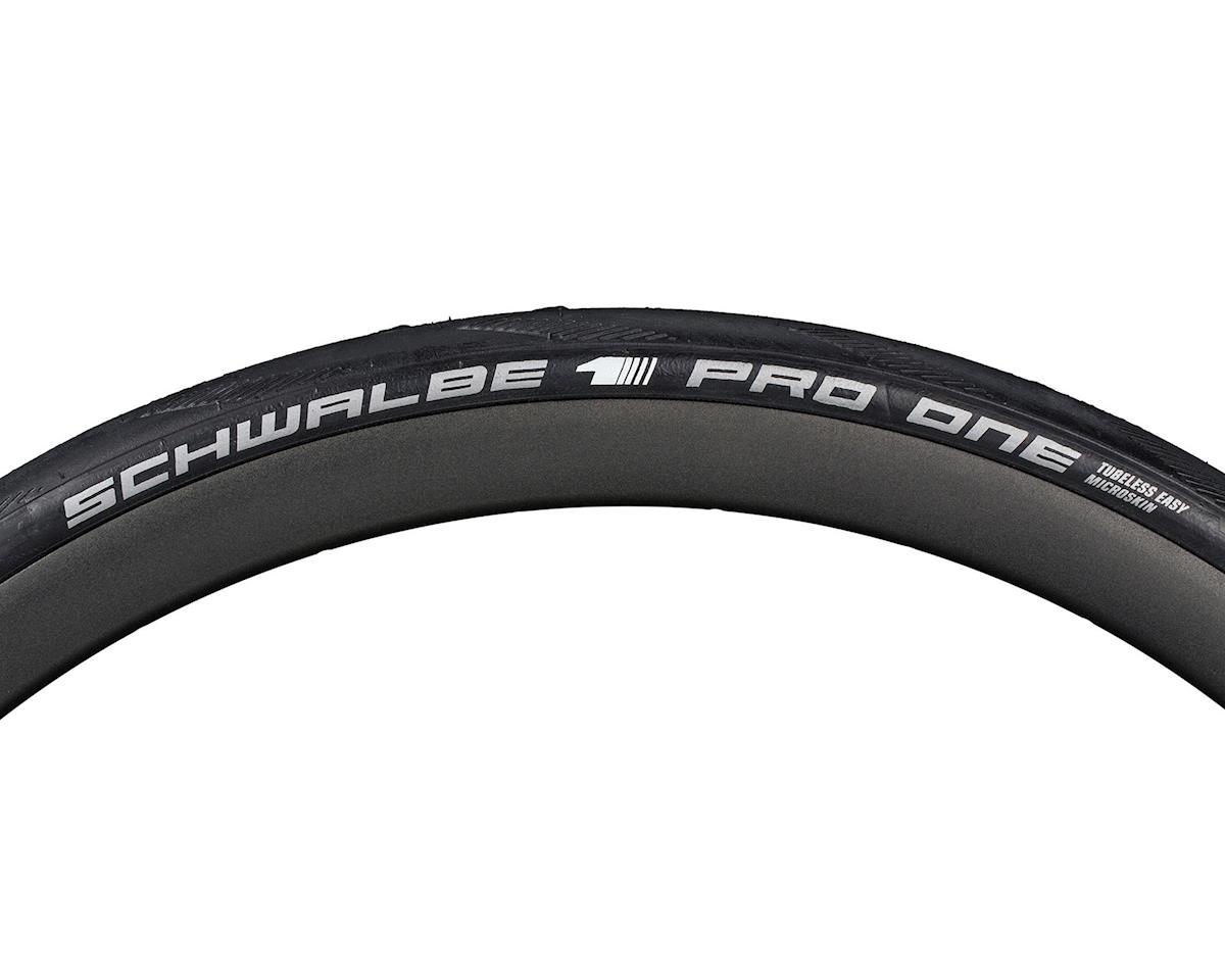 Schwalbe Pro One MicroSkin Road Tubeless Tire (700 x 25)