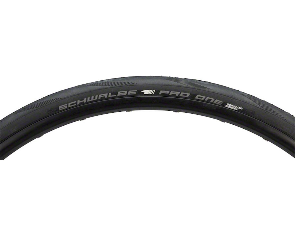 Schwalbe Pro One MicroSkin Road Tubeless Tire (650 x 25)
