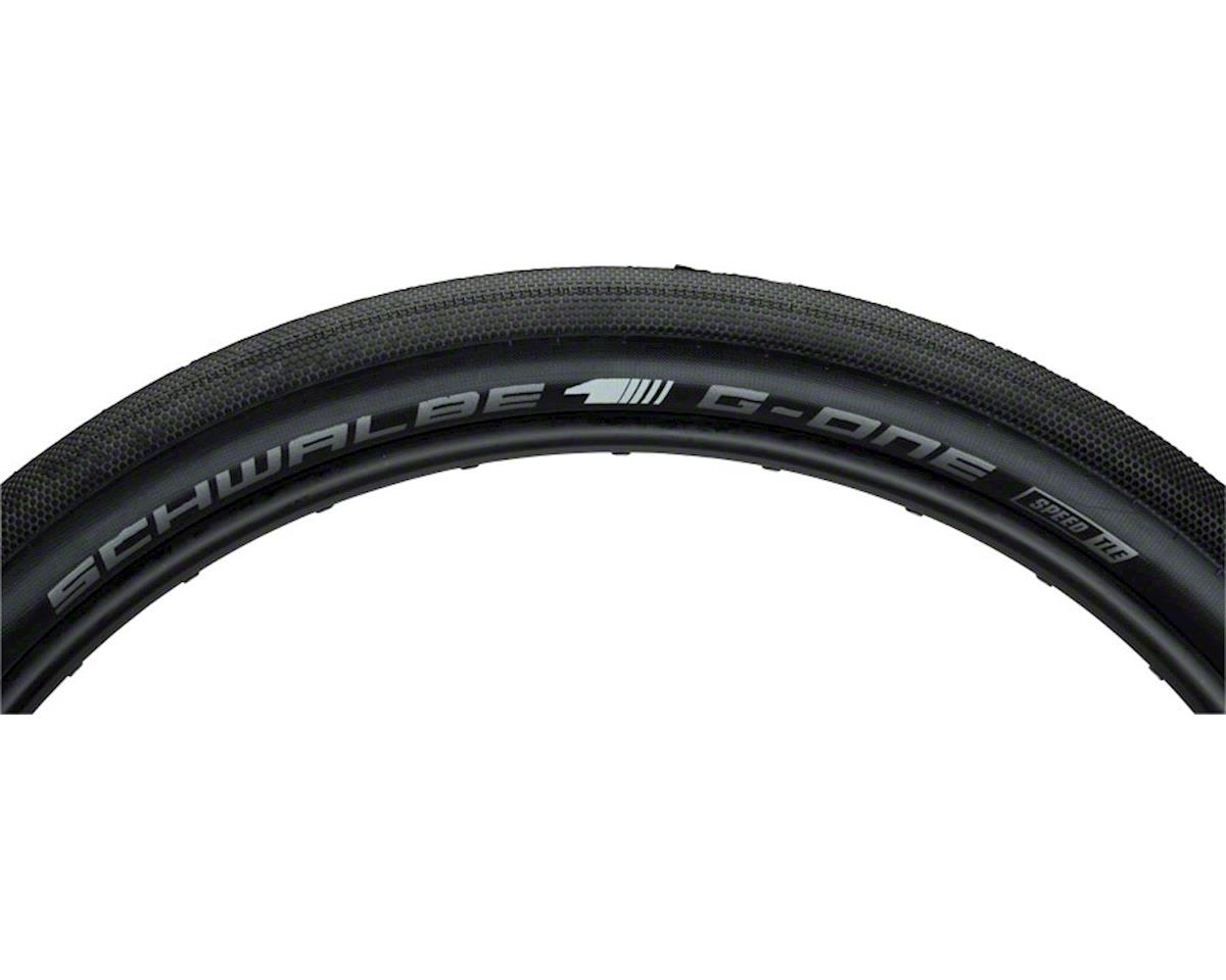 Schwalbe G-One Speed Tubeless-Easy Tire (Folding Bead) (SnakeSkin)