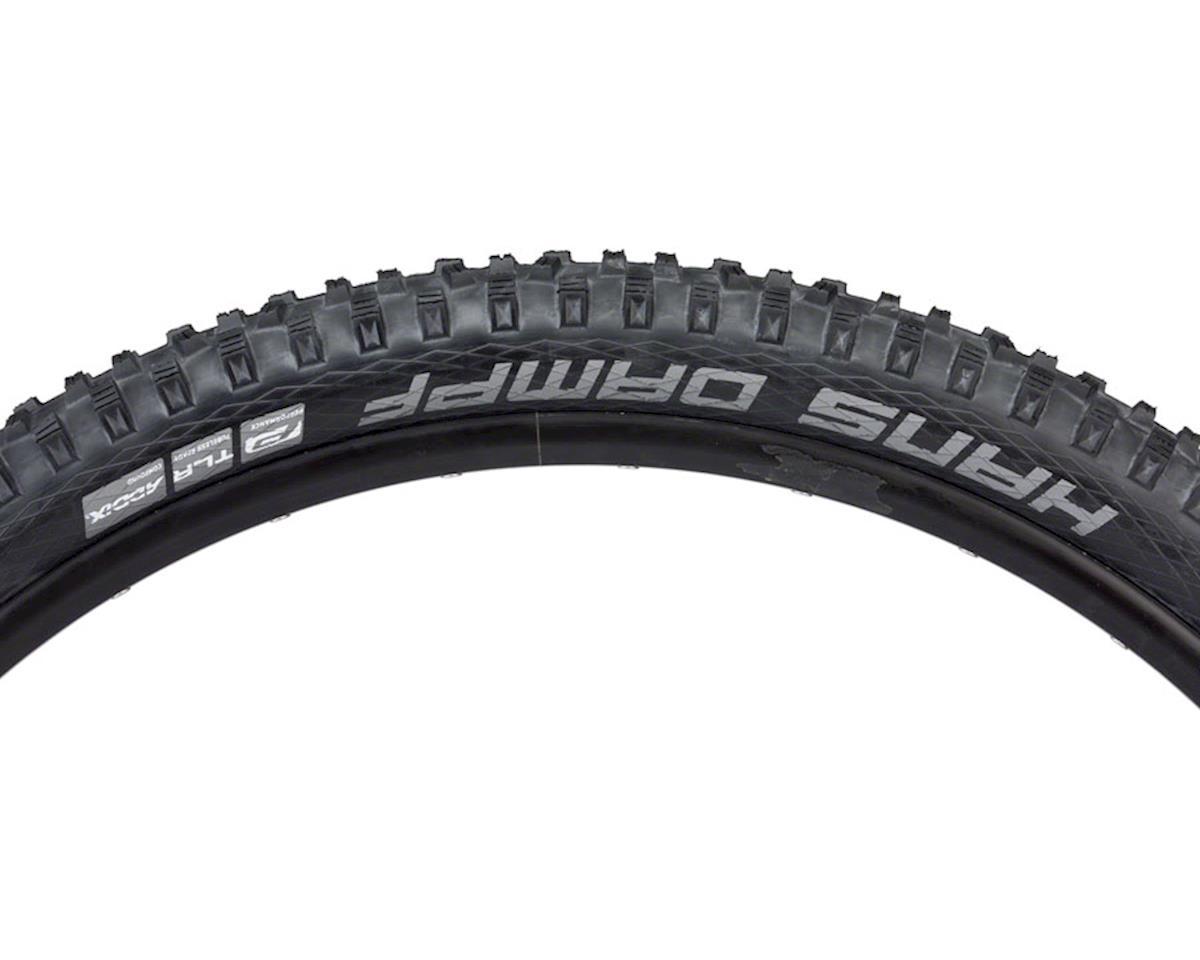 Addix Folding Schwalbe Hans Dampf HS491 Tubeless MTN Bike Tire