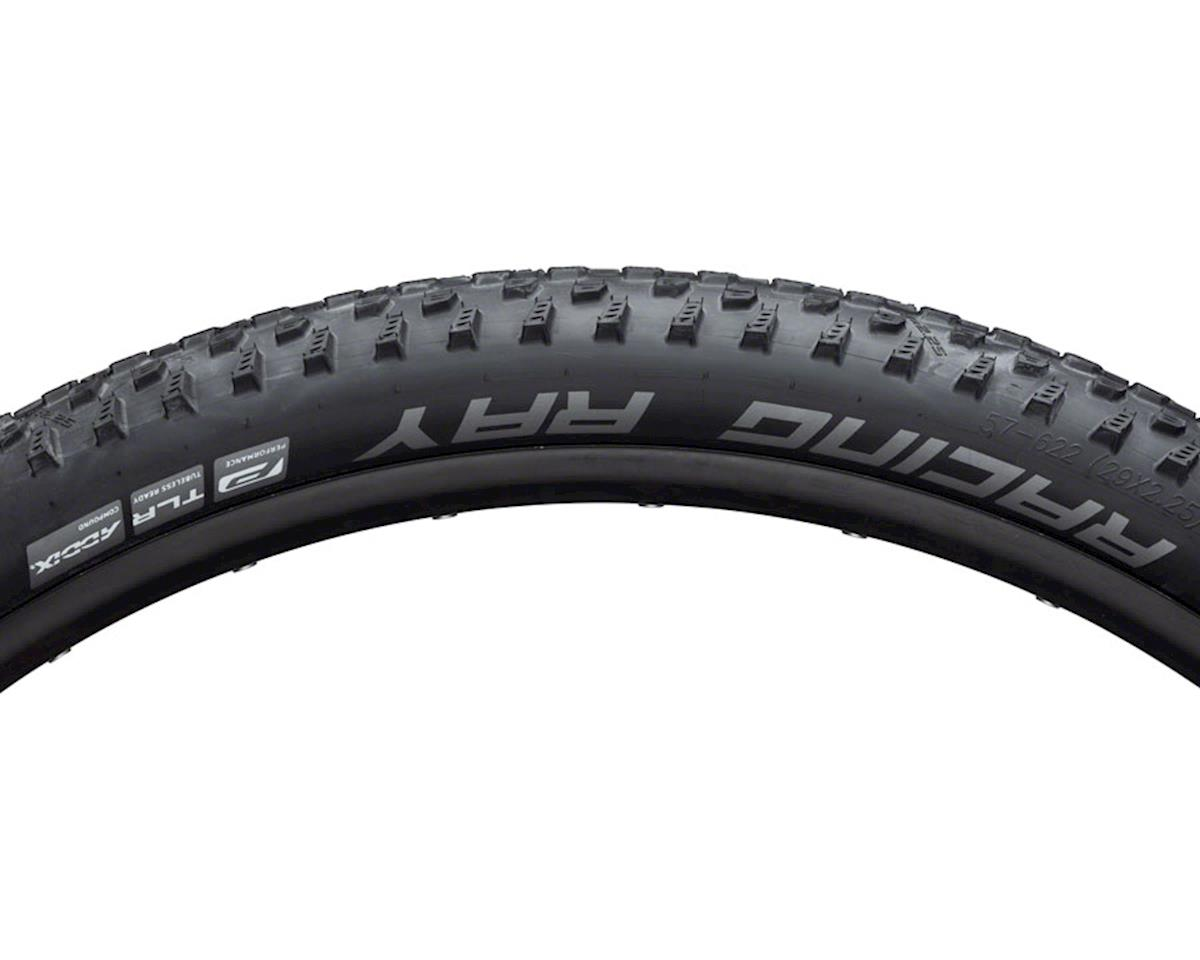 "Schwalbe Racing Ray Tire (29 x 2.25"") (Folding) (TwinSkin) (Tubeless Easy)"