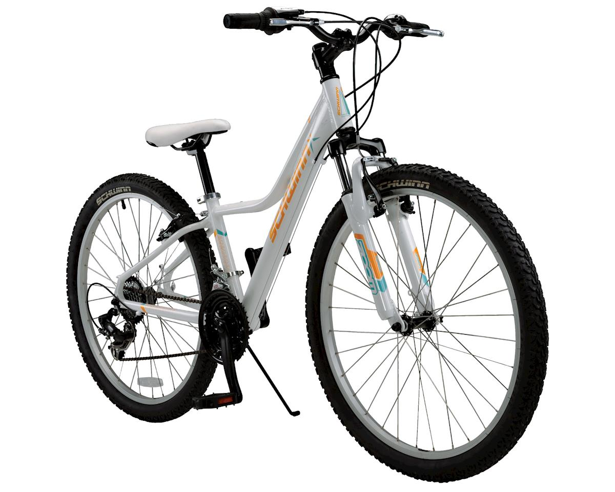 "Schwinn Lotus 26"" Kid's Mountain Bike (White) (26)"
