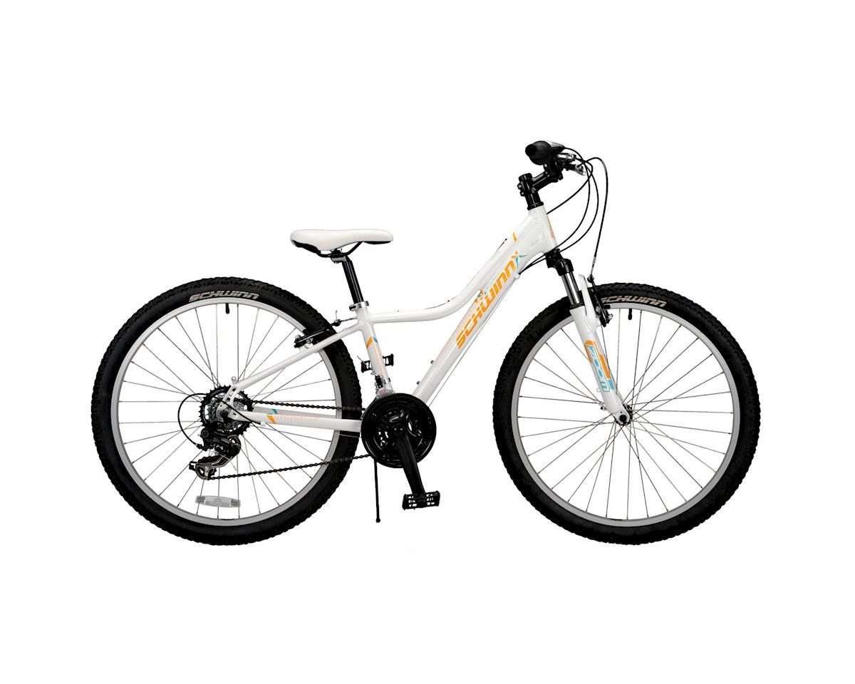 "Schwinn Lotus 26"" Kid's Mountain Bike (White) (26)"