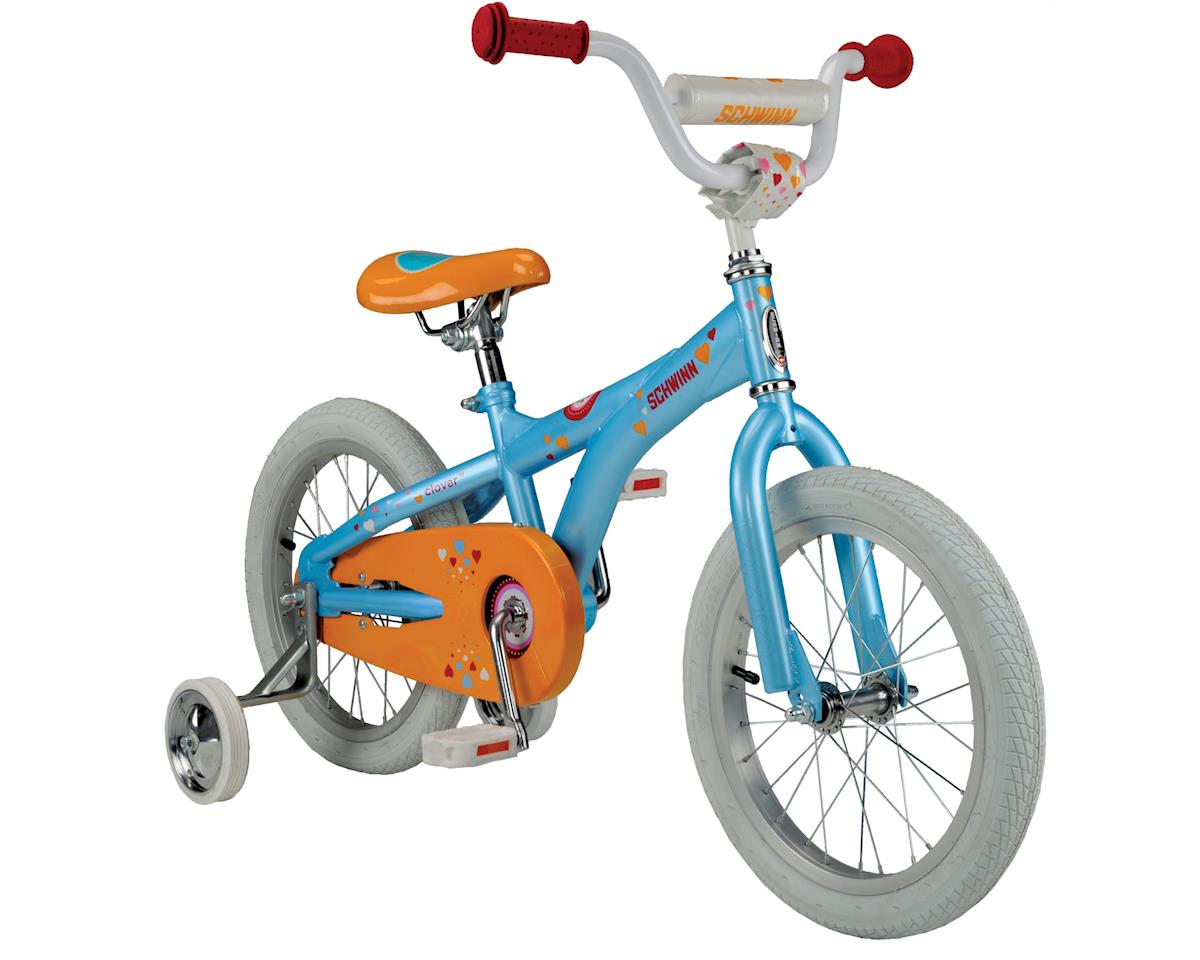"Schwinn Clover 16"" Kid's Bike (Blue)"